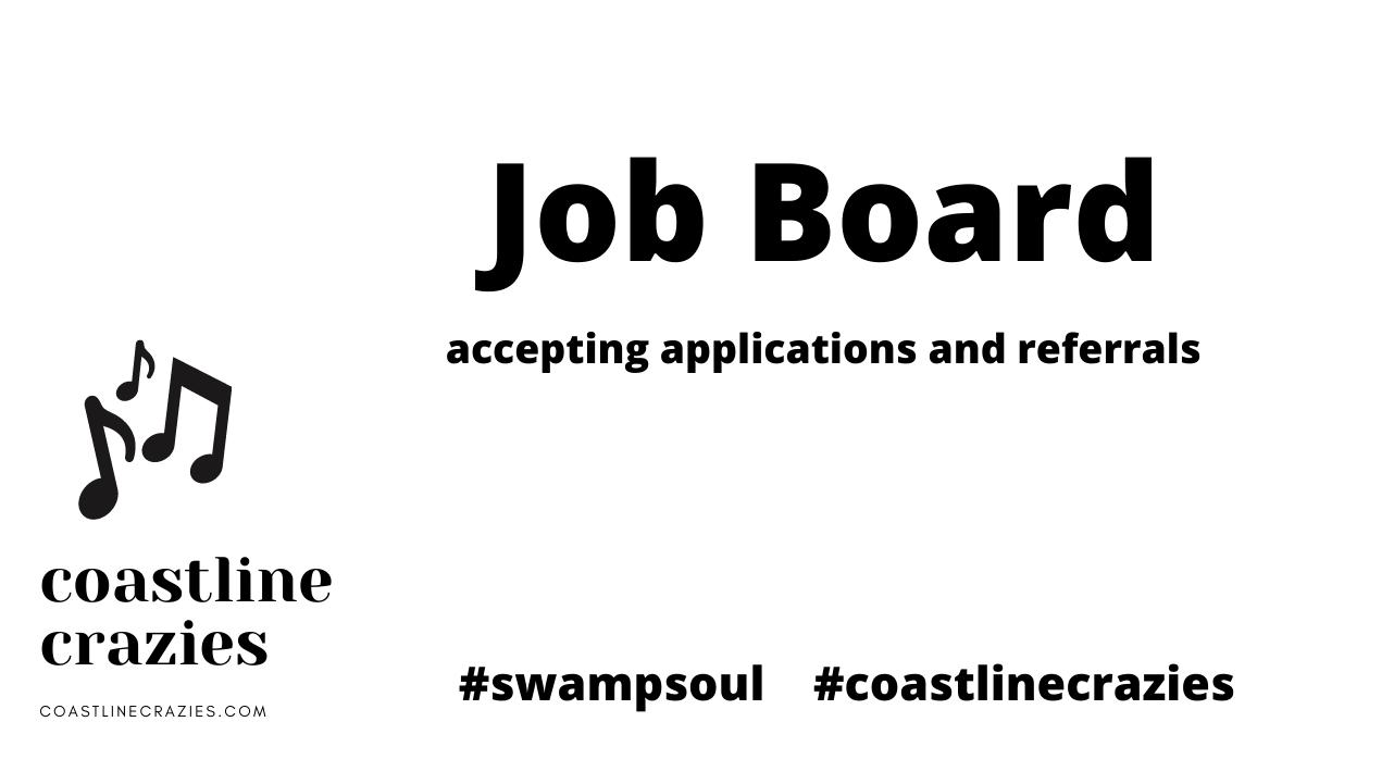 coastline job board