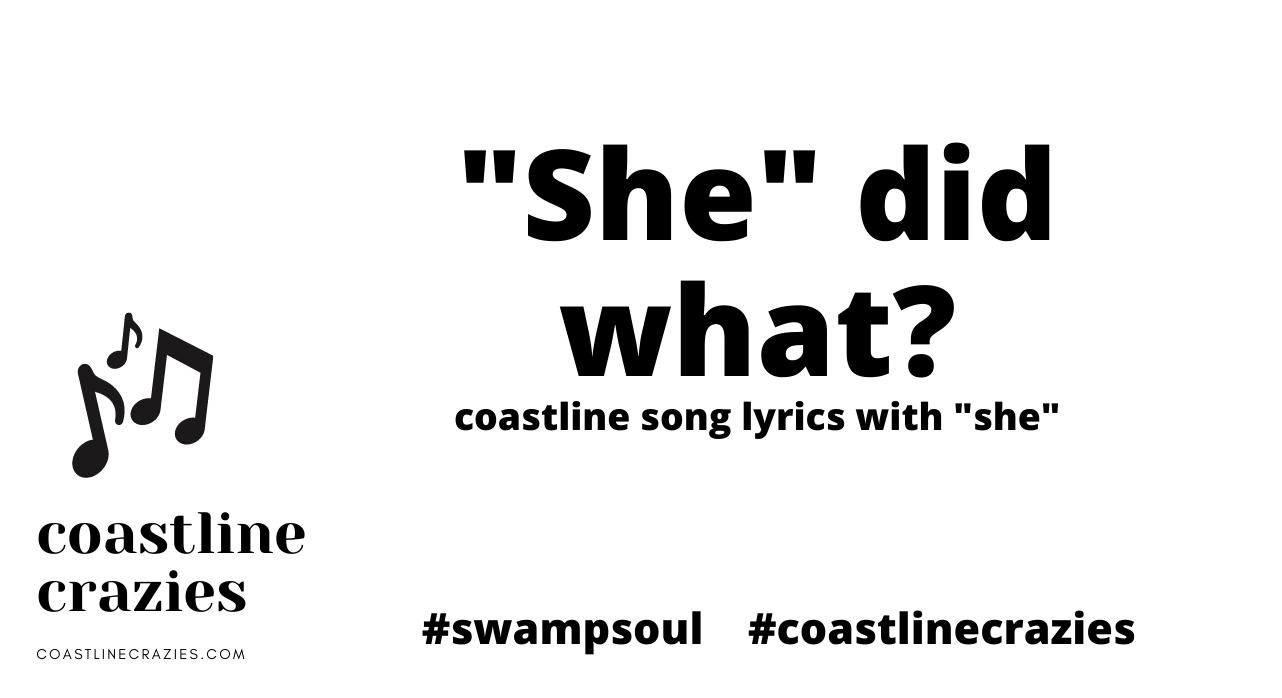 coastline song lyrics
